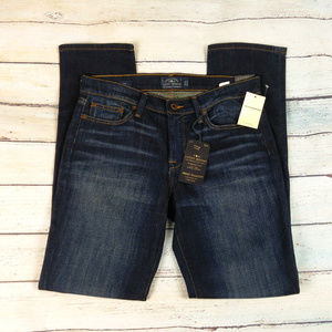 NEW ARRIVAL! LUCKY BRAND Sweet Straight Ankle Jean